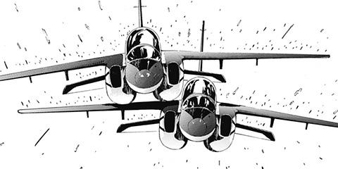 [15話/1st season]天神-TENJIN- 音速の鷲