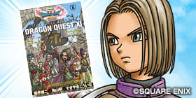 THE FIRST BOOK of DRAGON QUEST XI