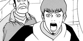 [第39話]ONE OUTS
